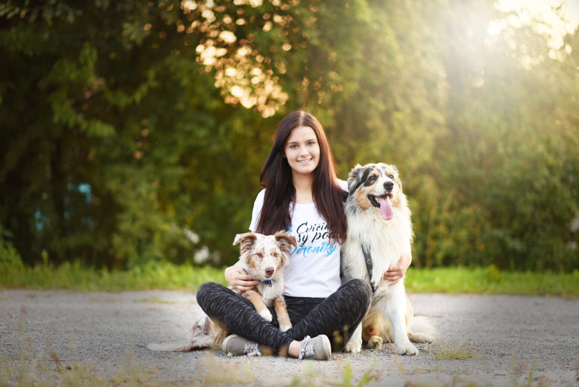 Príbeh Veroniky ajej psa Akima: